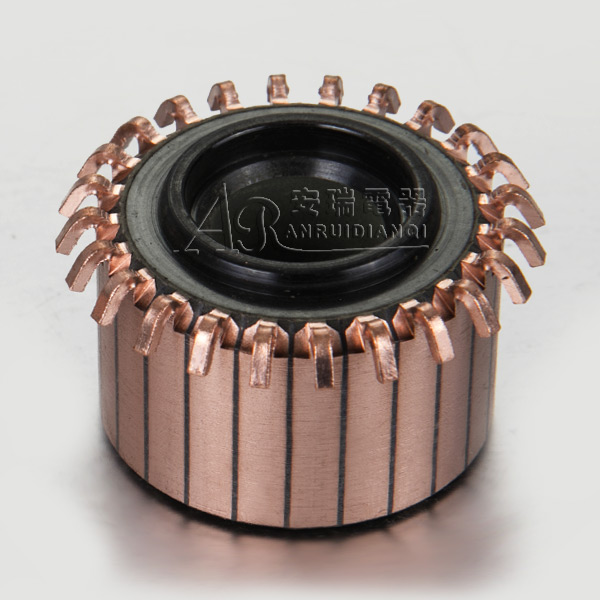 Customized Segment Garden Tools Commutators